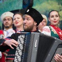 От казачьих песен дух захватывает! :: Ирина Данилова