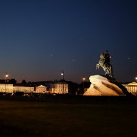 Санкт-Петербург, Медный всадник :: Angelika Faustova