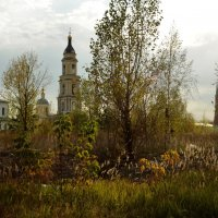 Старо-Голутвинский монастырь в Коломне :: Анатолий Петров