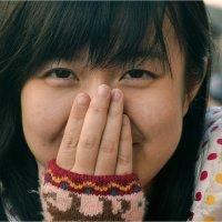 друзья из Китая :: дим димин