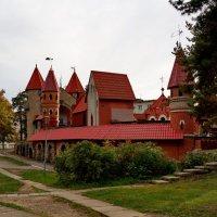 Андерсен- град :: Валентина Папилова