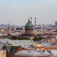 На крышах Санкт-Петербурга (3) :: Николай Николенко