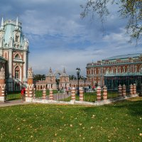 В парке :: Екатерина Рябцева
