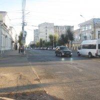 Утренняя Самара 2015-09-29 :: Алексей Аржаков
