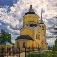 Серпухов Храм пророка Илии :: mila