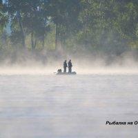 На реке :: николай матюшенков
