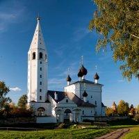 Село Вятское :: Александр