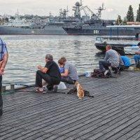 На рыбалке.... :: Nikolay Ya.......