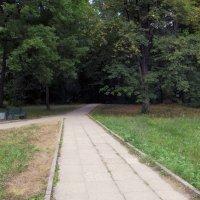 Направо пойдешь- источник найдешь Налево пойдешь - в парк забредешь :: НаталиЯ ***