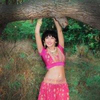 Вдохновение Индией :: Натали Сочивко