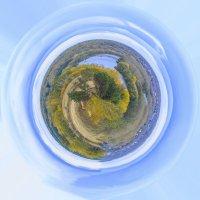 Осень на маленькой планете :: Елена Баландина