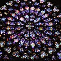 Окно - роза. Собор Парижской Богоматери :: Юленька Шуховцева*