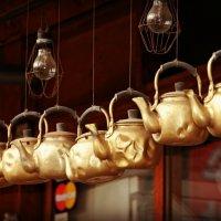 Чайная в Инсадоне :: Tatiana Belyatskaya