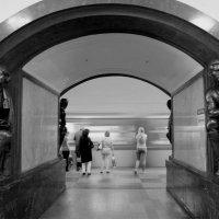 На станции :: Elen Dol