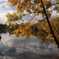 Осень на закате :: Наталия Григорьева