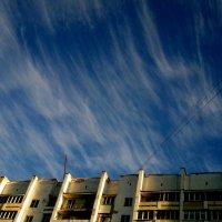 штрихи небесные :: Александр Прокудин