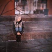 одиночество :: Ксения Подрядчикова