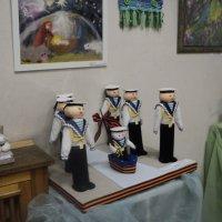 Выставка прикладного творчества в Краеведческом музее г. Люберцы :: Ольга Кривых