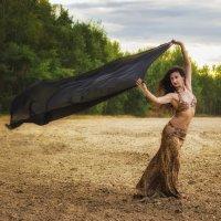 Унесенная ветром :: Tatsiana Latushko