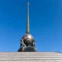 Центр Азии. :: юрий Амосов