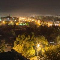 ночной город :: Александр Соловьев