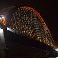 Бугринский мост. :: cfysx