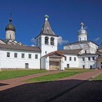 Монастырь :: Nikolay Monahov