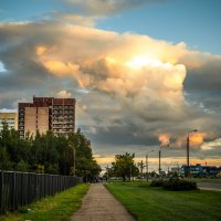 Небо :: Антон Рыбкин