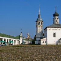 Воскресенская церковь в Суздале. :: Александр Теленков