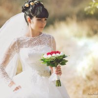 Свадьба Вики и Виктора :: Андрей Молчанов