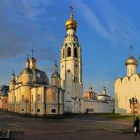 Утренняя панорама :: Владимир Ячменёв