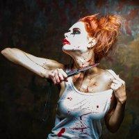 Кровавый клоун :: Николай Гавриков