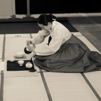 Корейская чайная церемония :: Ilona An