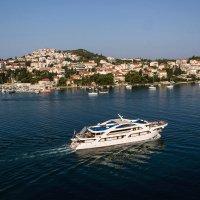 Вид с моря на г. Дубровник (Хорватия). :: Надежда