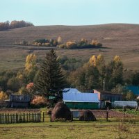 Деревня :: Zifa Dimitrieva
