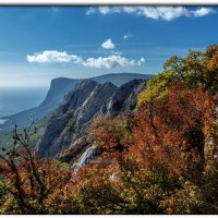 вот и осень в Крым пришла :: Sergey Bagach