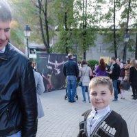 Тбилисоба в Москве 2015 :: Лариса *