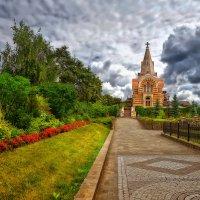 Серпухов, Высоцкий монастырь :: mila