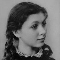 Десятиклассница... :: Валерия  Полещикова