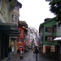 Путешествуя по Швейцарии :: Валентина Юшкова