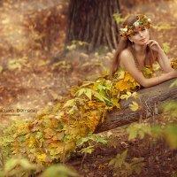 Осенняя нимфа :: Анастасия Бембак