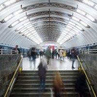 Призраки в метро :: Николай Леммер