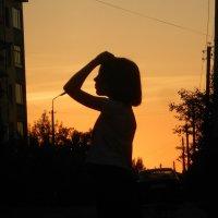 Ухожу в закат :: Яна Черноштан