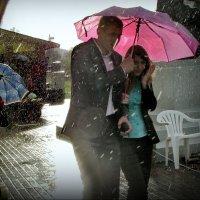 Дождь не помеха! :: Владимир Шошин