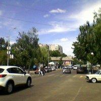 Город районного масштаба :: Миша Любчик