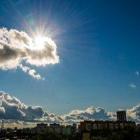 Облака :: Андрей Воробьев