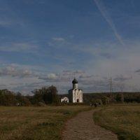 дорога к храму :: Евгения Куприянова