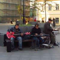 Старые знакомые :: Андрей Лукьянов