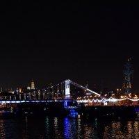 Москва ночная. :: Oleg4618 Шутченко
