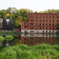 Усадьба Талдыкина, 1867 года постройки :: Валерий Долгов